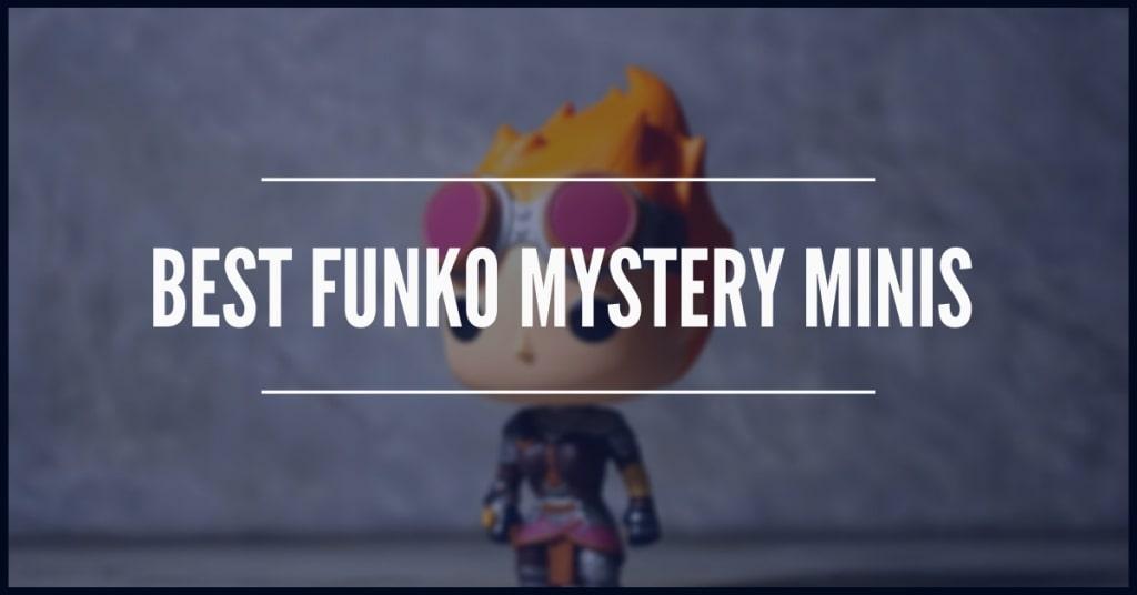 Best Funko Mystery Minis