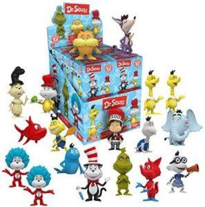 Dr. Seuss Mystery Mini Toy Figure
