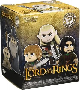 Lord of The Rings (One Mystery Figure)