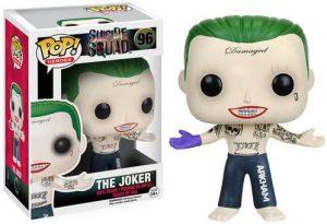 Suicide Squad Action Figure, The Joker