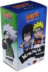 Toynami Naruto Shippuden Mininja Figurines Blind Box Series