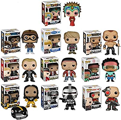 Exclusive Mystery Starter Pack of 10 Pops
